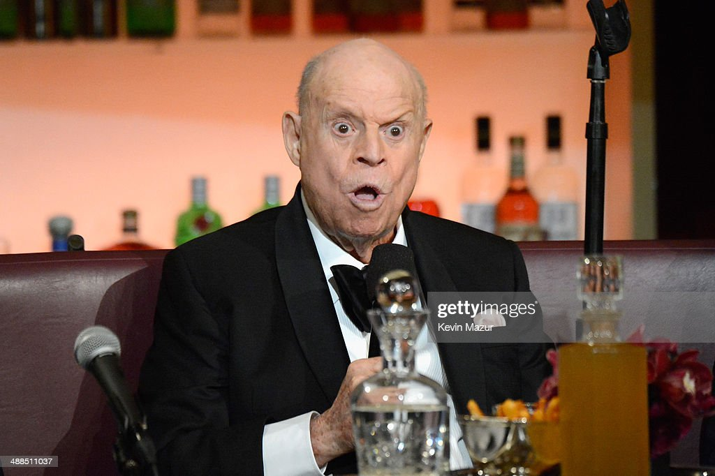 <a gi-track='captionPersonalityLinkClicked' href=/galleries/search?phrase=Don+Rickles&family=editorial&specificpeople=1474774 ng-click='$event.stopPropagation()'>Don Rickles</a> speaks onstage at Spike TV's '<a gi-track='captionPersonalityLinkClicked' href=/galleries/search?phrase=Don+Rickles&family=editorial&specificpeople=1474774 ng-click='$event.stopPropagation()'>Don Rickles</a>: One Night Only' on May 6, 2014 in New York City.