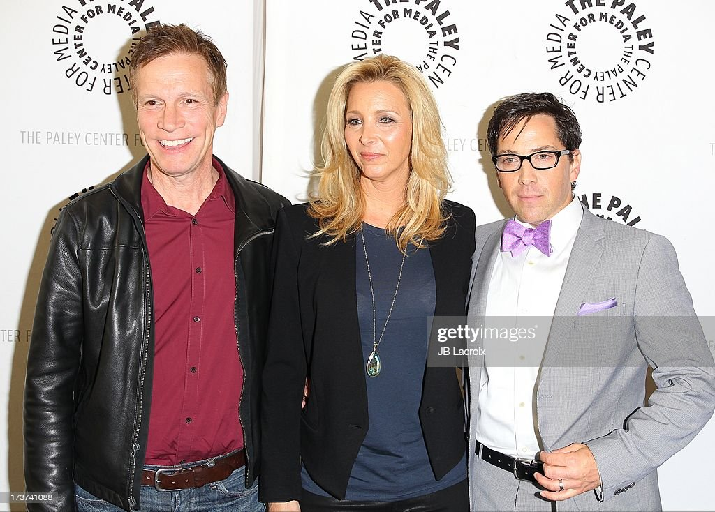 Don Roos, Lisa Kudrow and Dan Bucatinsky attend 'An Evening With Web Therapy: The Craze Continues...' held at The Paley Center for Media on July 16, 2013 in Beverly Hills, California.