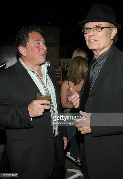 Don Stark and Kurtwood Smith