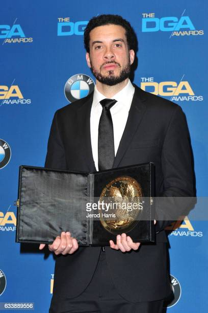 Don Trachtenberg attends the 69th Annual Directors Guild of America Awards at The Beverly Hilton Hotel on February 4 2017 in Beverly Hills California