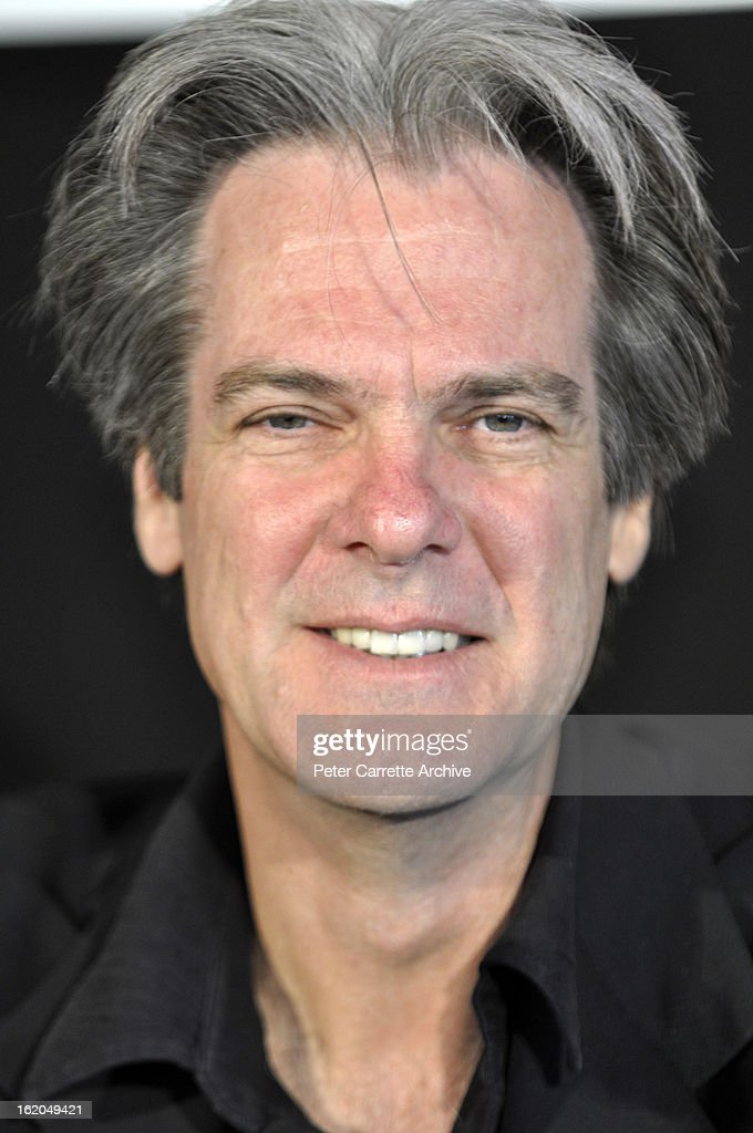 Don Walker attends a press conference with fellow band members at Clovelly Bowling Club to announce that 'Cold Chisel' will reunite for a oneoff...