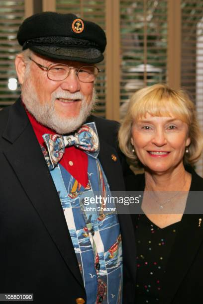Don Webb Newport Beach Mayor and wife Jan Webb during 2006 Newport Beach Film Festival Opening Night Reception at The Island Hotel in Newport Beach...