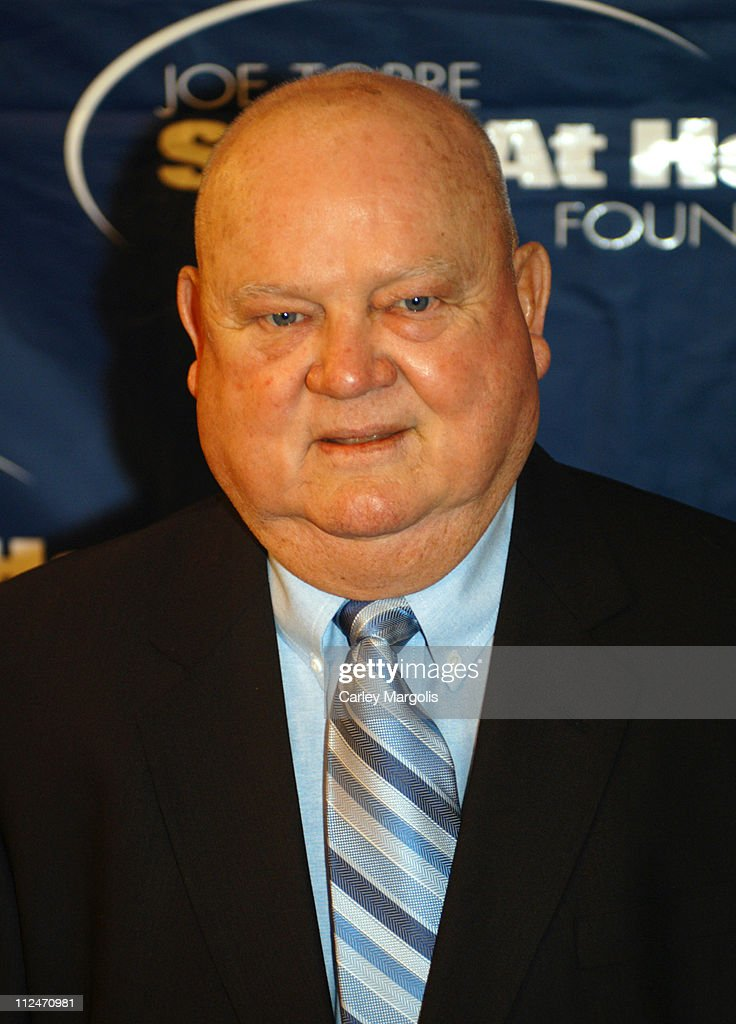 <a gi-track='captionPersonalityLinkClicked' href=/galleries/search?phrase=Don+Zimmer&family=editorial&specificpeople=215376 ng-click='$event.stopPropagation()'>Don Zimmer</a> during Joe Torre Safe at Home Foundation's Second Annual Gala at Pierre Hotel in New York City, New York, United States.