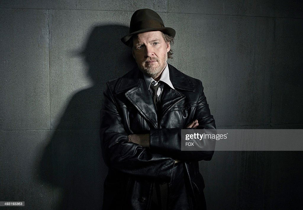 <a gi-track='captionPersonalityLinkClicked' href=/galleries/search?phrase=Donal+Logue&family=editorial&specificpeople=662192 ng-click='$event.stopPropagation()'>Donal Logue</a> as Harvey Bullock. GOTHAM will air Mondays (8:00-9:00 PM ET/PT) this fall on FOX.