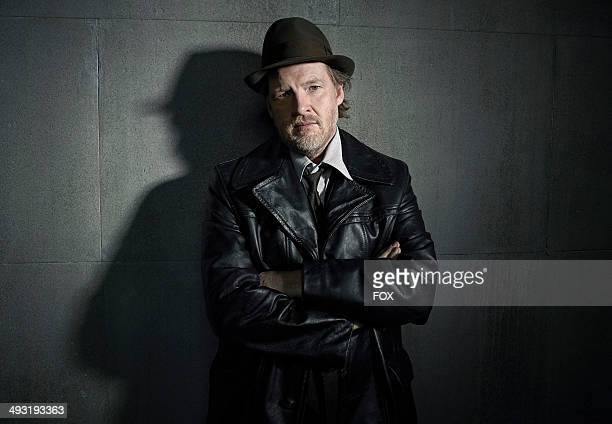 Donal Logue as Harvey Bullock GOTHAM will air Mondays this fall on FOX