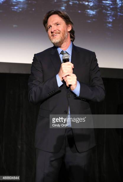 Donal Logue attends the GOTHAM Series Premiere event on September 15 2014 in New York City
