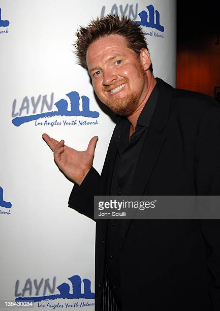 Donal Logue director/writer/costar during 'Tennis Anyone' Los Angeles Premiere Benefiting Los Angeles Youth Network at Director's Guild of America in...
