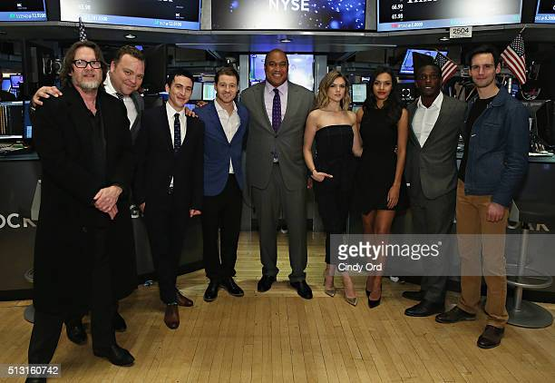 Donal Logue Drew Powell Robin Lord Taylor Alex Corrado Ben McKenzie Global Head of Capital Markets Garvis Toler Erin Richards Jessica Lucas Chris...