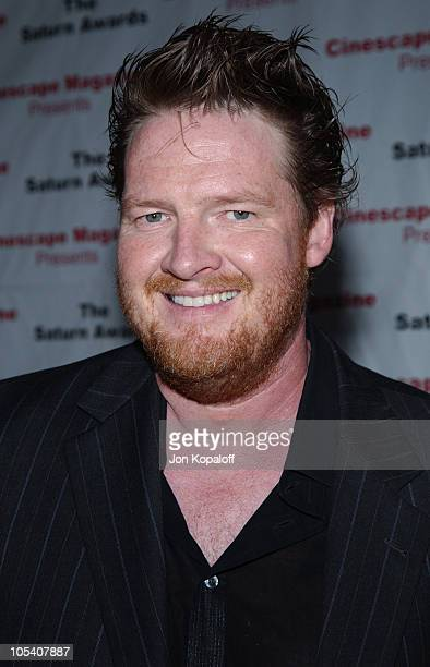 Donal Logue during The 30th Annual Saturn Awards Arrivals at Sheraton Universal Hotel in Universal City California United States