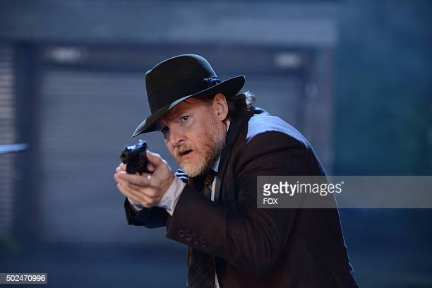 Donal Logue in the Rise of the Villains Scarification episode of GOTHAM airing Monday Oct 19 on FOX