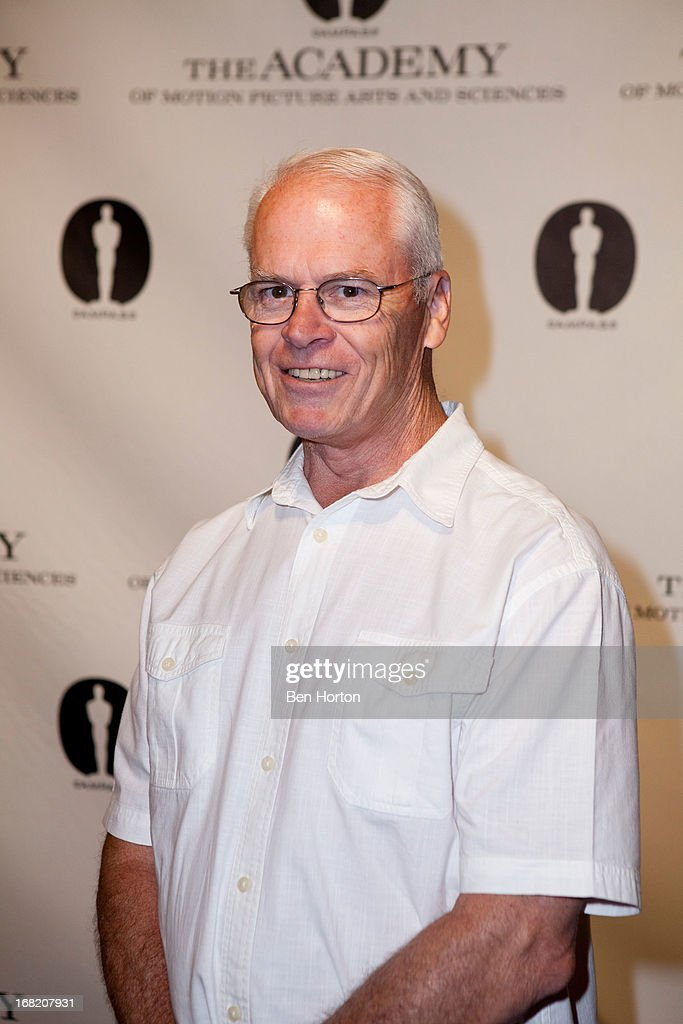 Donald Elliot attends the Academy of Motion Pictures and Sciences delves into Visual Effects Recipe for 'Life Of Pi' at AMPAS Samuel Goldwyn Theater on May 6, 2013 in Beverly Hills, California.