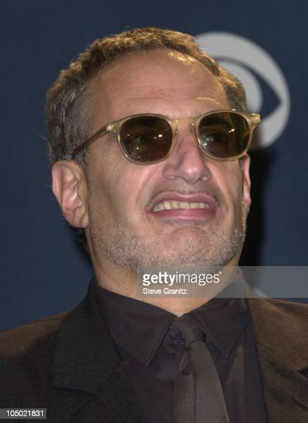 Donald Fagen of Steely Dan during 43rd Annual Grammy Awards at Staples Center in Los Angeles California United States