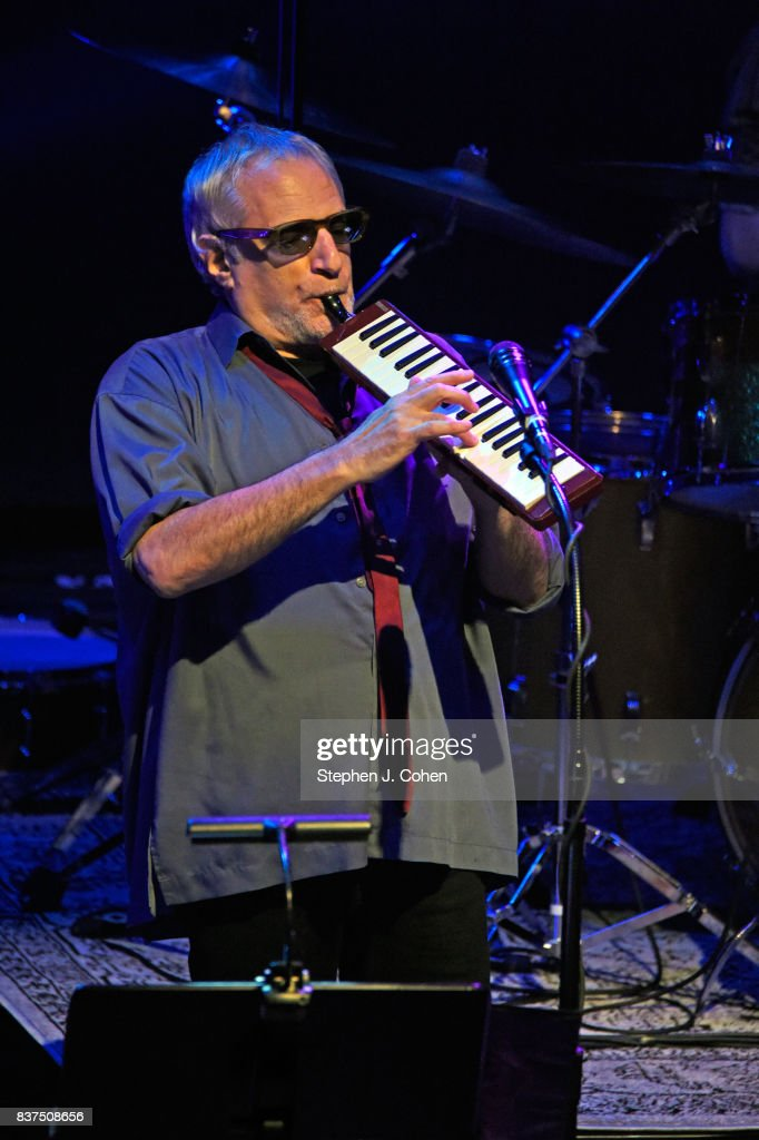 Donald Fagen performs with The Nightflyers at The Louisville Palace on August 22, 2017 in Louisville, Kentucky.