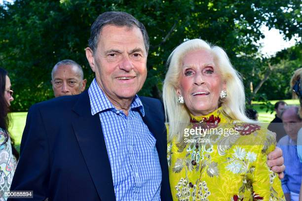 Donald Frank and Cynthia Frank attend Maison Gerard Presents Marino di Teana A Lifetime of Passion and Expression at Michael Bruno and Alexander...