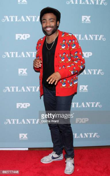Donald Glover attends the 'Atlanta' FYC Screening at Zankel Hall at Carnegie Hal at Zankel Hall Carnegie Hall on June 5 2017 in New York City