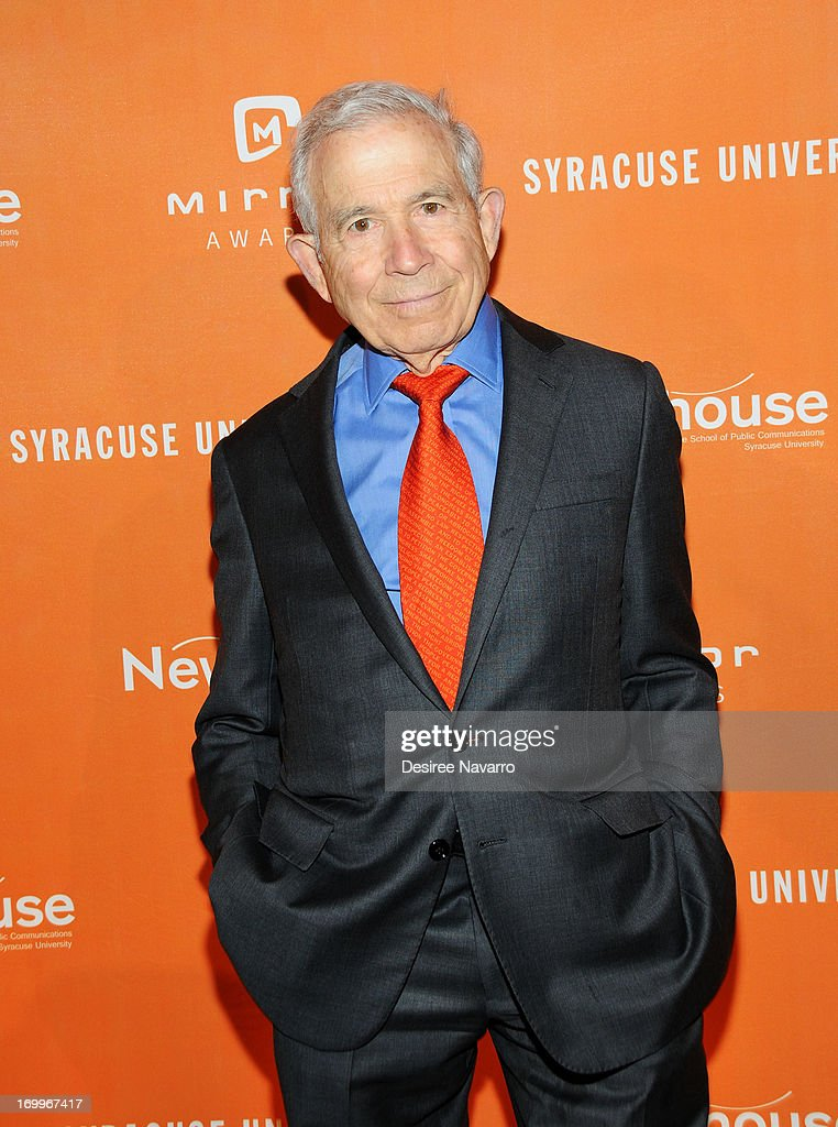 Newhouse mirror awards luncheon getty images for Www newhouse com