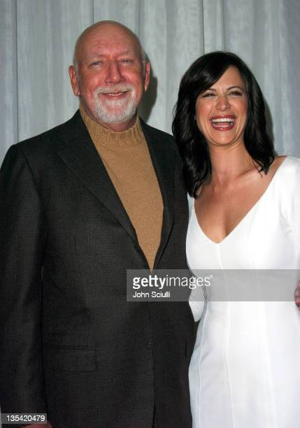 Donald P Bellisario writer director creator of JAG and Catherine Bell