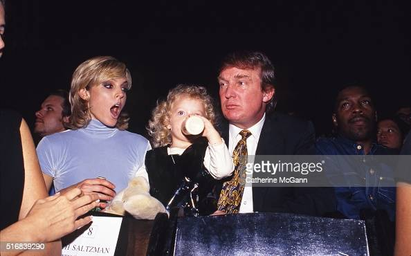 president donald trump marla maples daughter tiffany facts