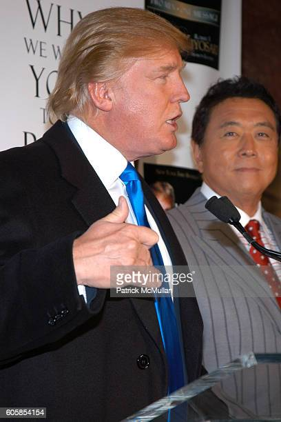Robert Kiyosaki Stock Photos and Pictures | Getty Images