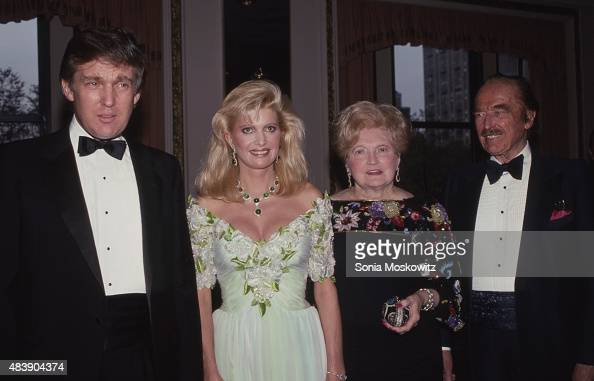 Fred Trump Donald Trump Stock Photos and Pictures | Getty Images