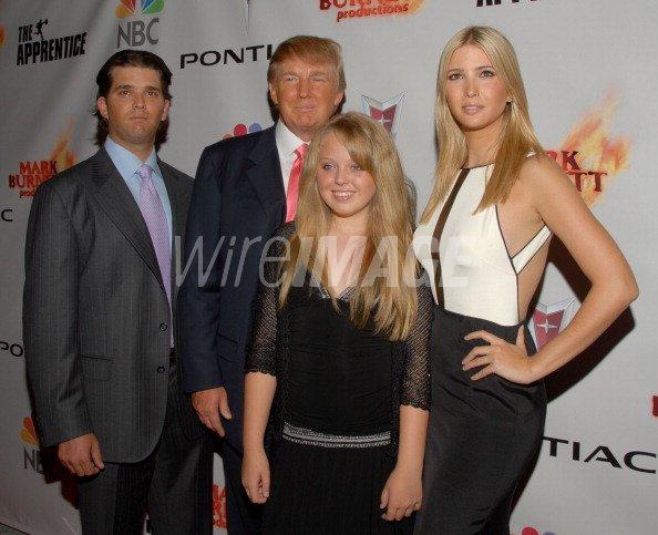 Donald Trump Jr Tiffany