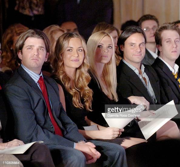 Donald Trump Jr Vanessa Trump...