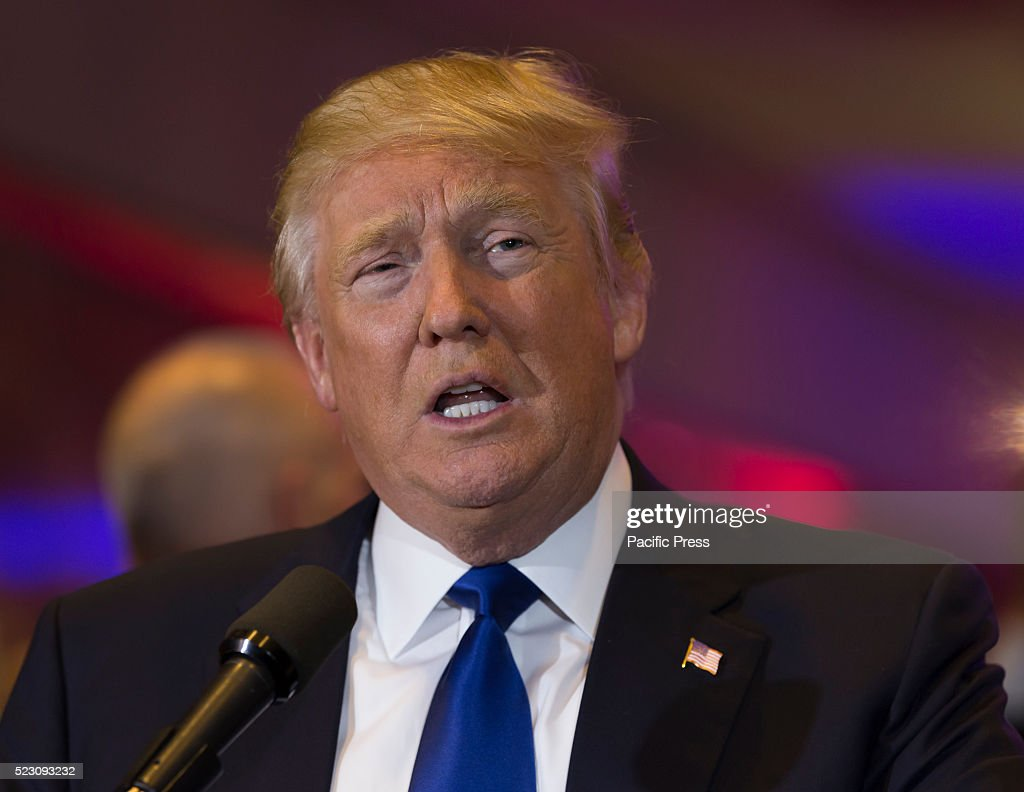 Donald John Trump is an American businessman, politician, ...