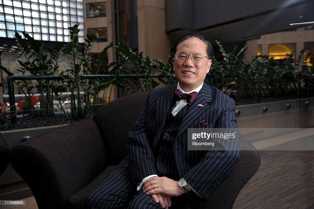 Interview With Hong Kong Chief Executive Donald Tsang