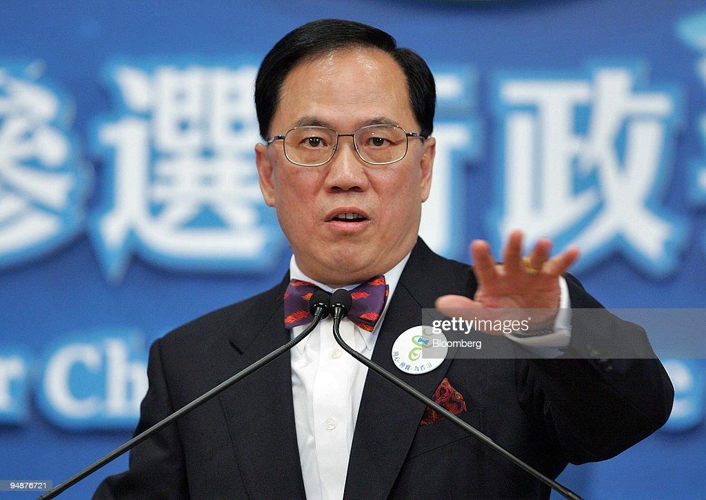 The rise and fall of Donald Tsang