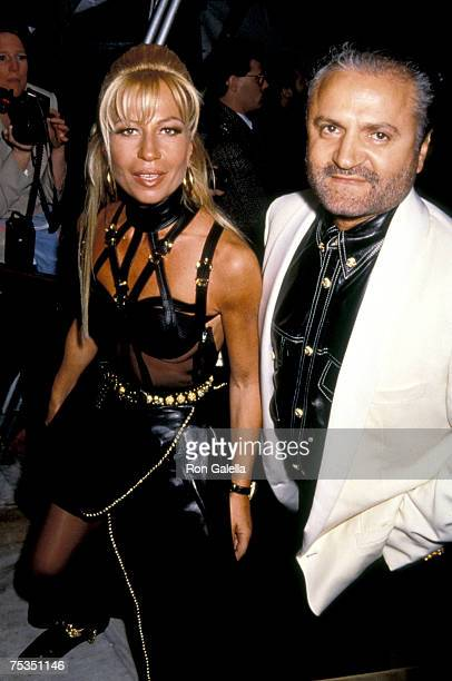 Gianni Versace Stock Photos and Pictures | Getty Images