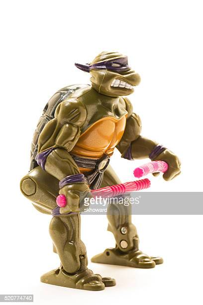 Donatello de l'adolescente hybridation Tortue Ninja