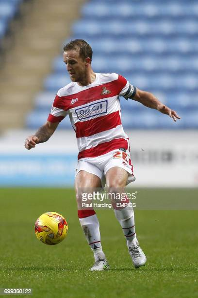 Doncaster Rovers' James Coppinger