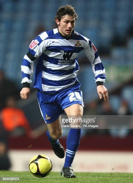 Doncaster Rovers' John Spicer
