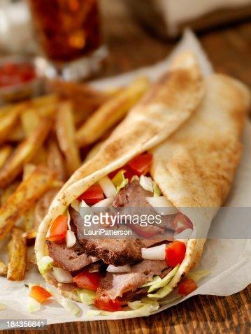 Doner Sandwich