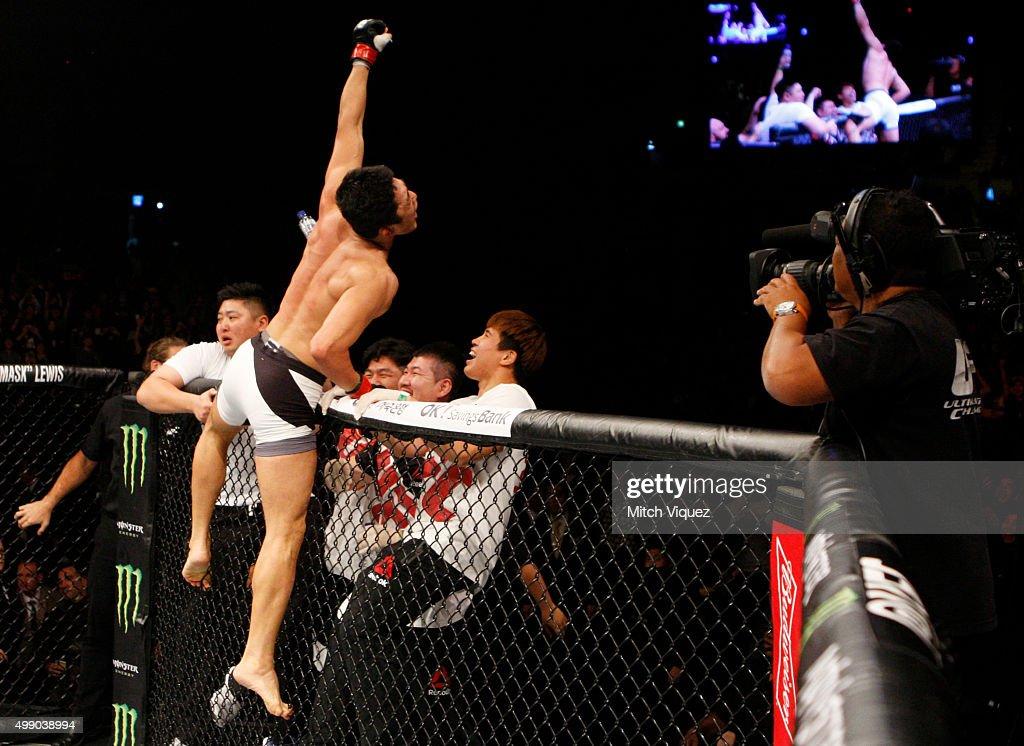 UFC Fight Night: Henderson v Masvidal