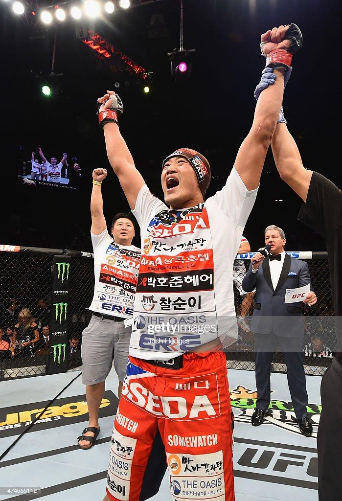 UFC 187: Johnson v Cormier