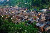 Dong minority village