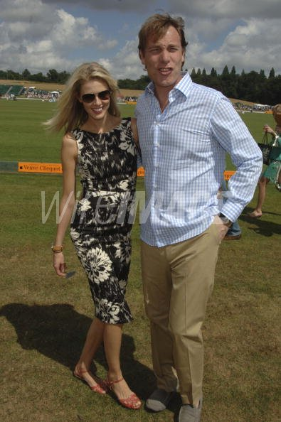 Donna Air and Damien Aspinall...