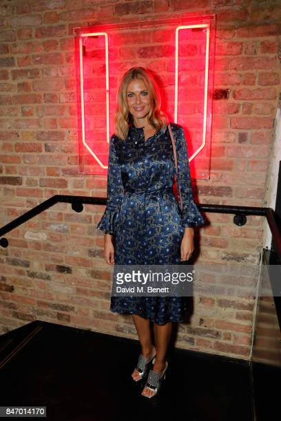 Donna Air attends KXU VIP launch on September 14 2017 in London England