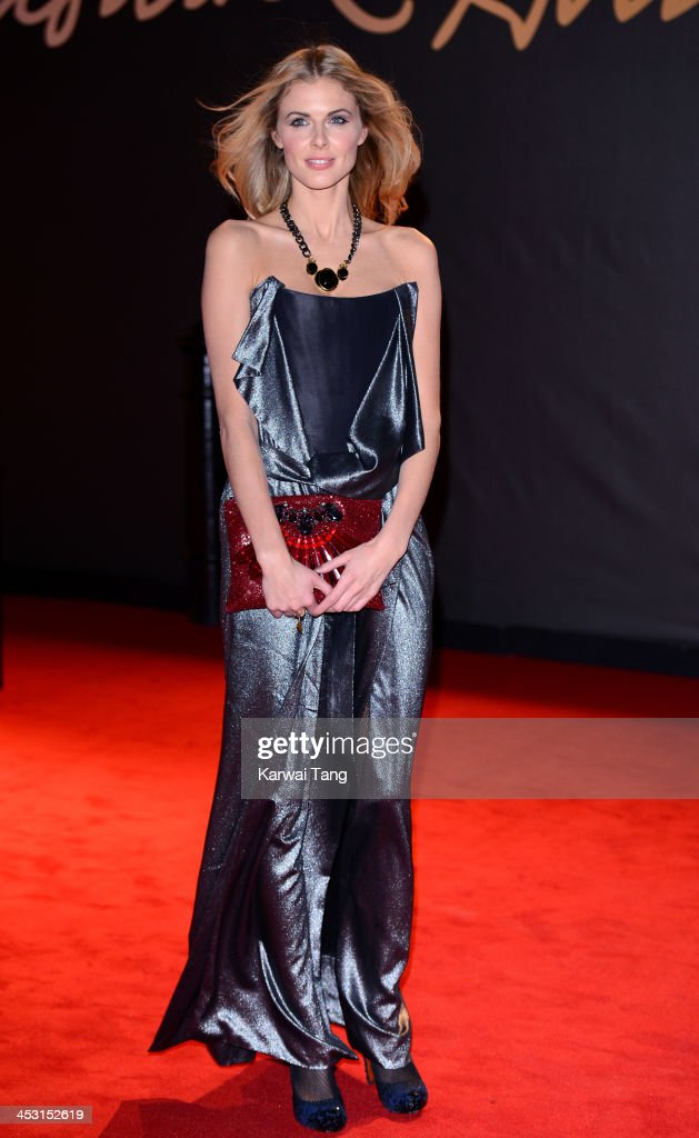 <a gi-track='captionPersonalityLinkClicked' href=/galleries/search?phrase=Donna+Air&family=editorial&specificpeople=209184 ng-click='$event.stopPropagation()'>Donna Air</a> attends the British Fashion Awards 2013 held at the London Coliseum on December 2, 2013 in London, England.