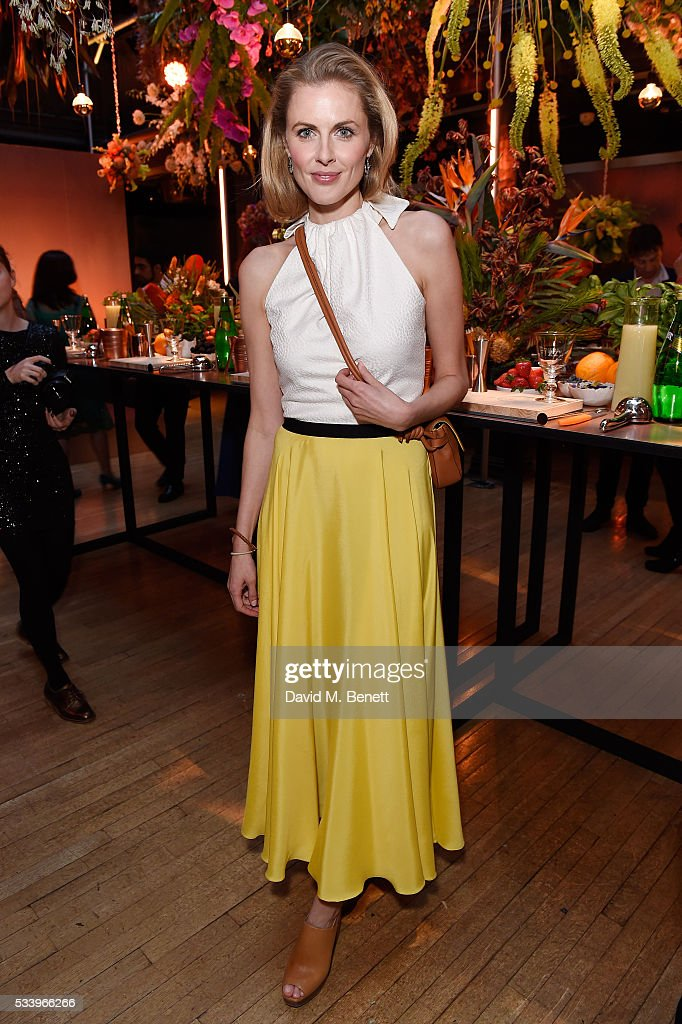 <a gi-track='captionPersonalityLinkClicked' href=/galleries/search?phrase=Donna+Air&family=editorial&specificpeople=209184 ng-click='$event.stopPropagation()'>Donna Air</a> attends the Cointreau Creative Crew Award Ceremony at Liberty London on May 24, 2016 in London, England.