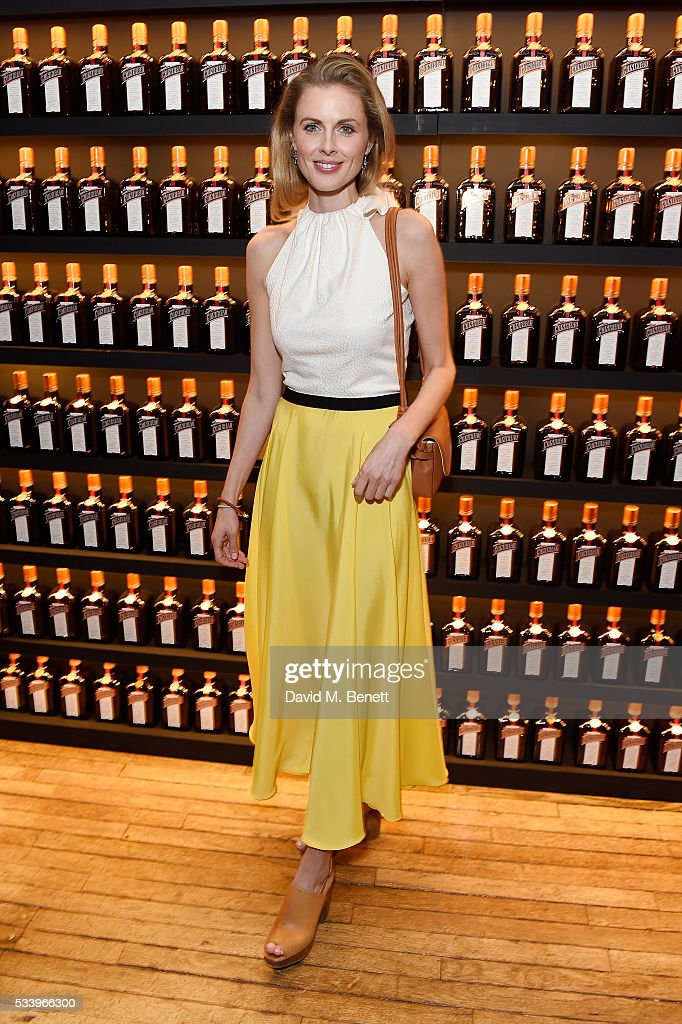 Donna Air attends the Cointreau Creative Crew Award Ceremony at Liberty London on May 24, 2016 in London, England.