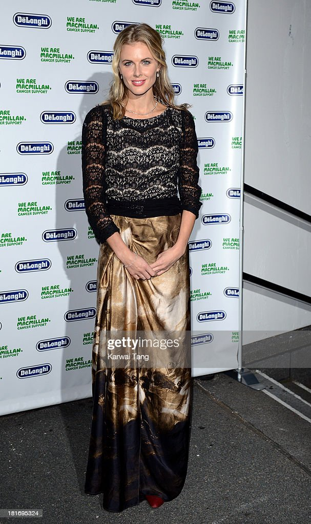 <a gi-track='captionPersonalityLinkClicked' href=/galleries/search?phrase=Donna+Air&family=editorial&specificpeople=209184 ng-click='$event.stopPropagation()'>Donna Air</a> attends the Macmillan De'Longhi Art auction 2013 at Royal Academy of Arts on September 23, 2013 in London, England.