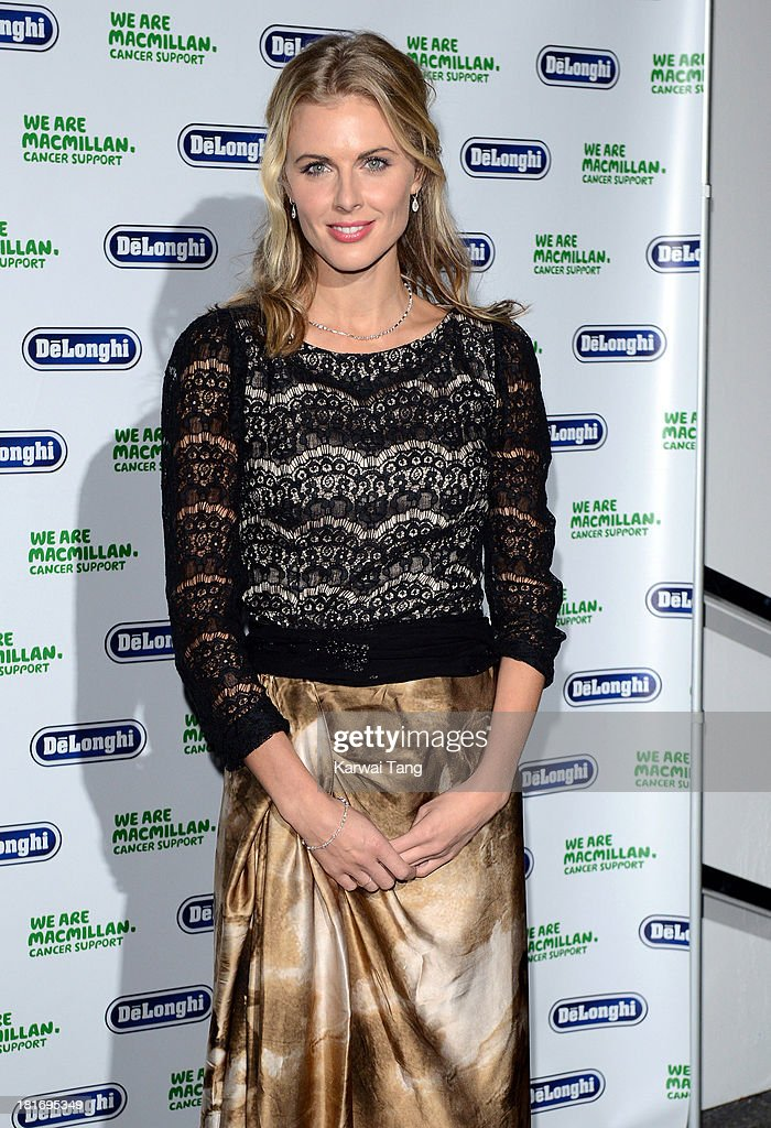 Donna Air attends the Macmillan De'Longhi Art auction 2013 at Royal Academy of Arts on September 23, 2013 in London, England.