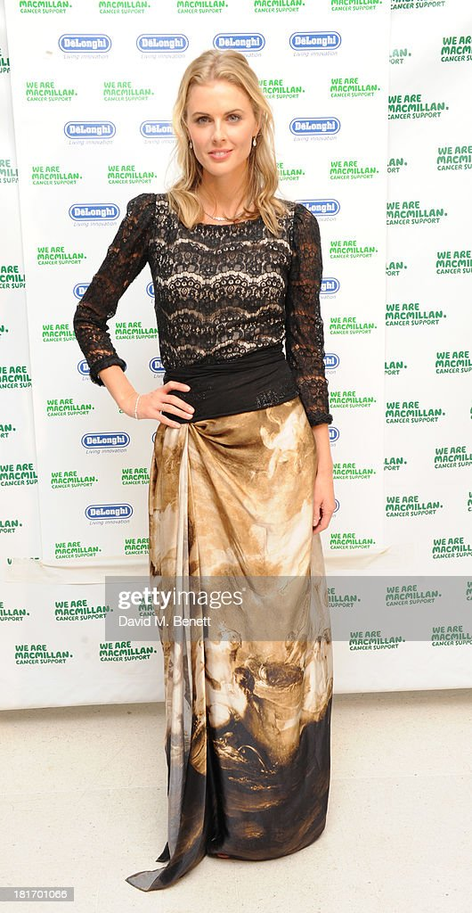 <a gi-track='captionPersonalityLinkClicked' href=/galleries/search?phrase=Donna+Air&family=editorial&specificpeople=209184 ng-click='$event.stopPropagation()'>Donna Air</a> attends the Macmillan De'Longhi Art Auction at Royal College of Art on September 23, 2013 in London, England.