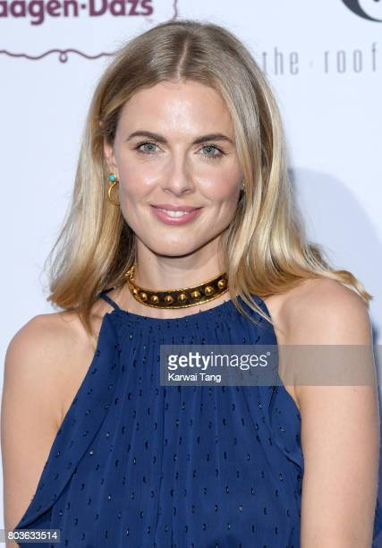 Donna Air attends the WTA PreWimbledon party at Kensington Roof Gardens on June 29 2017 in London England