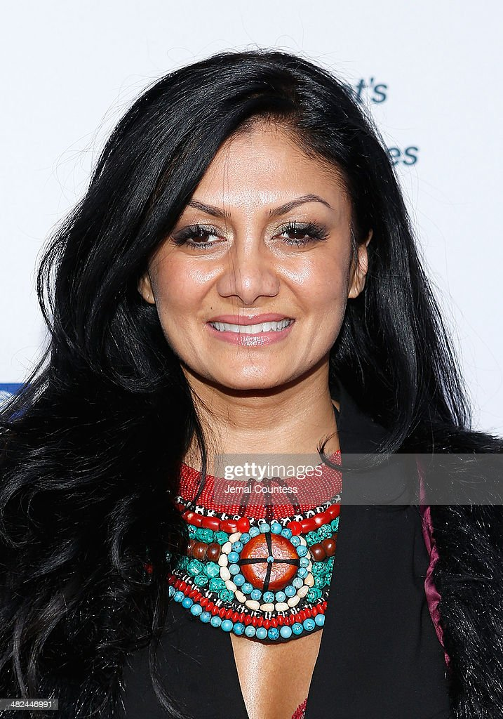 DJ Donna D'Cruz attends the 5th Annual Women In The World Summit at the David Koch Theatre at Lincoln Center on April 3, 2014 in New York City.