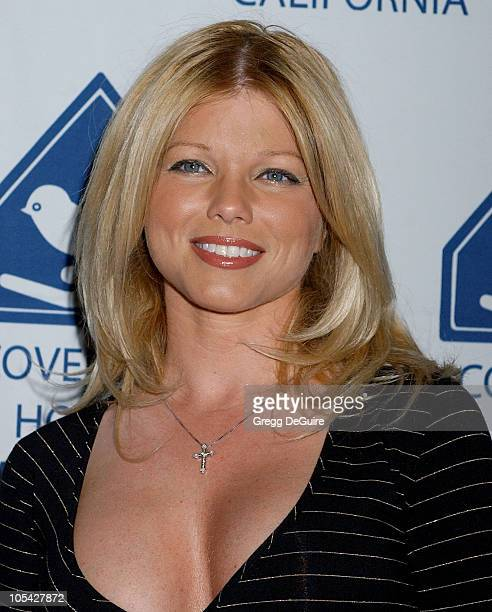 Donna D'Errico during 2005 Covenant With Youth Gala at Beverly Hilton Hotel in Beverly Hills California United States