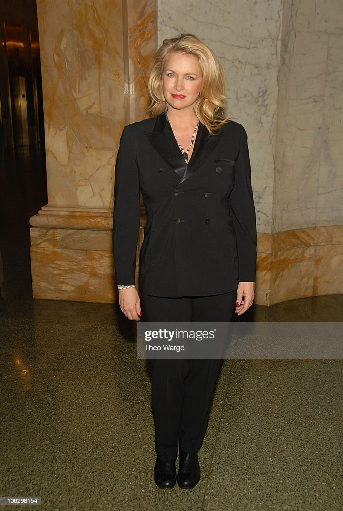 Donna Dixon Ackroyd during 2007 Wings WorldQuest Woman of Discovery Presentation at Cipriani in New York City, New York, United States.