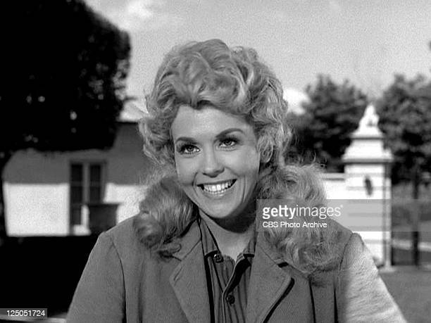Donna Douglas as Elly May Clampett in THE BEVERLY HILLBILLIES episode 'Granny's Garden' Original airdate October 9 1963 Image is a frame grab